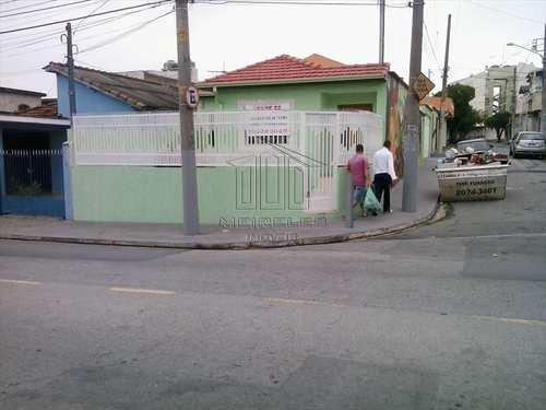 Casa, código 189 em São Paulo, bairro Parada XV de Novembro