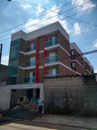 Apartamento, código 576 em São Paulo, bairro Parada XV de Novembro