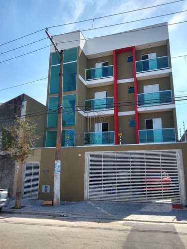 Apartamento, código 577 em São Paulo, bairro Parada XV de Novembro