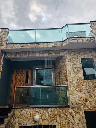 Casa, código 578 em São Paulo, bairro Vila Paranaguá
