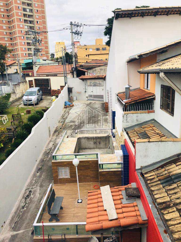 Casa em São Paulo, no bairro Vila Paranaguá
