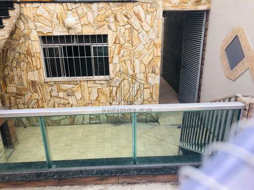 Casa, código 579 em São Paulo, bairro Vila Paranaguá
