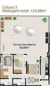 Apartamento, código 499 em Vitória, bairro Jardim da Penha