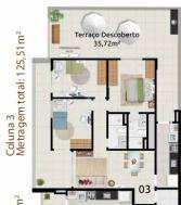 Apartamento, código 502 em Vitória, bairro Jardim da Penha