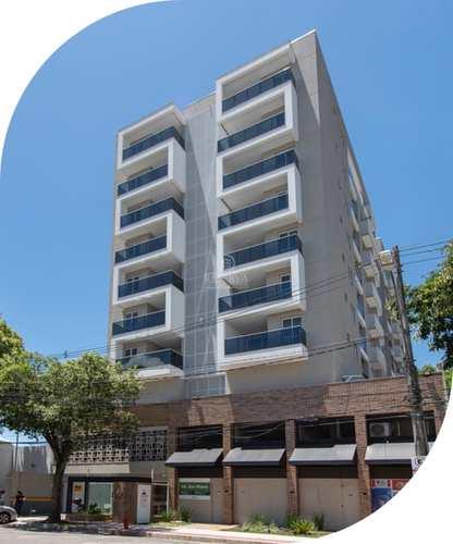 Apartamento, código 251 em Vitória, bairro Praia do Suá