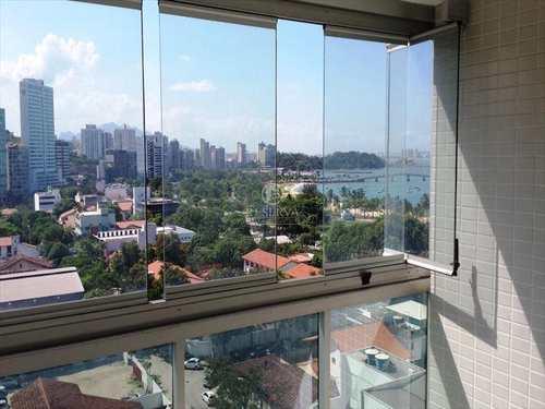 Apartamento, código 12 em Vitória, bairro Enseada do Suá