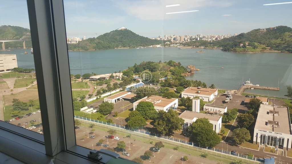 Laje Corporativa em Vitória, no bairro Enseada do Suá
