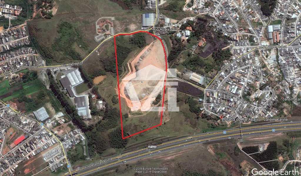 Área Industrial em Itaquaquecetuba, bairro Rio Abaixo