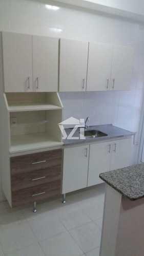 Apartamento, código 175 em Mogi das Cruzes, bairro Vila Mogilar