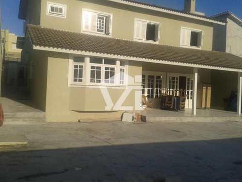 Sobrado, código 226 em Mogi das Cruzes, bairro Vila Oliveira