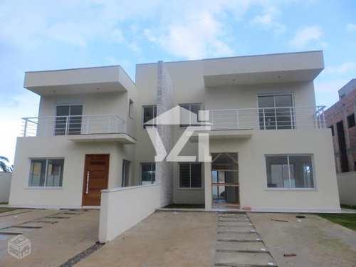 Sobrado de Condomínio, código 227 em Bertioga, bairro Morada da Praia