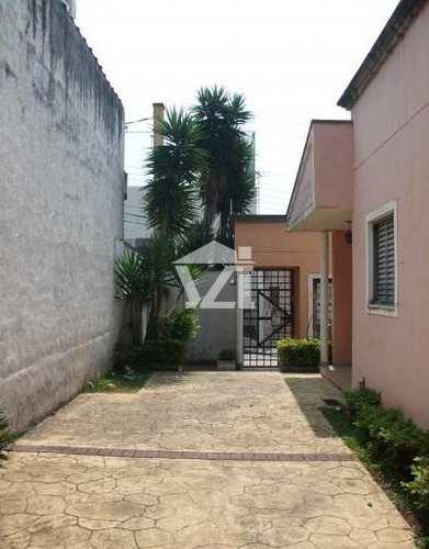 Casa, código 240 em Mogi das Cruzes, bairro Mogi Moderno