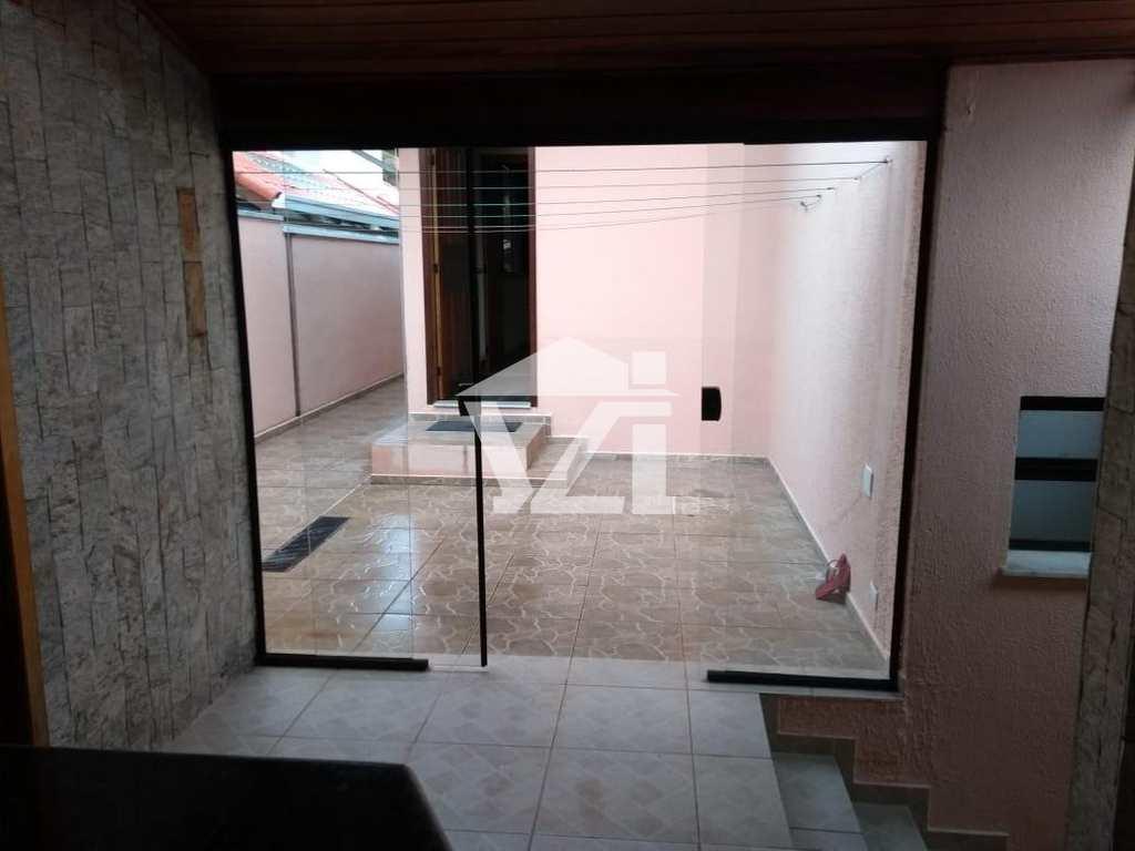 Sobrado de Condomínio em Mogi das Cruzes, no bairro Chácara Jafet