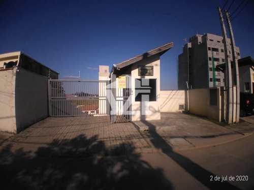 Apartamento, código 256 em Mogi das Cruzes, bairro Vila Suissa