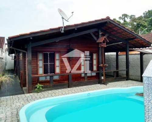 Casa, código 266 em Bertioga, bairro Vista Linda