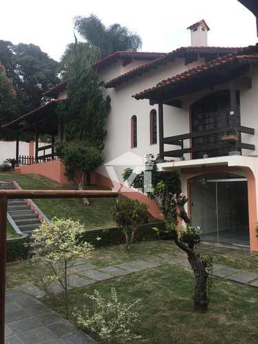 Casa, código 267 em Mogi das Cruzes, bairro Vila Oliveira