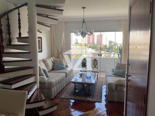 Apartamento, código 286 em São José dos Campos, bairro Jardim Aquárius