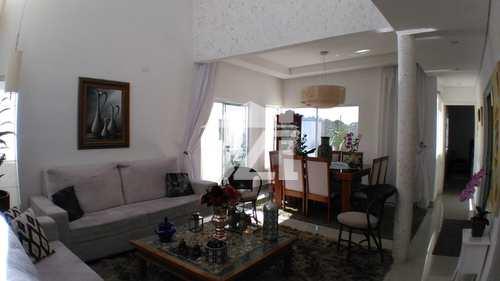 Casa de Condomínio, código 287 em Mogi das Cruzes, bairro Fazenda Rodeio