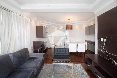 Apartamento, código 303 em Mogi das Cruzes, bairro Vila Oliveira