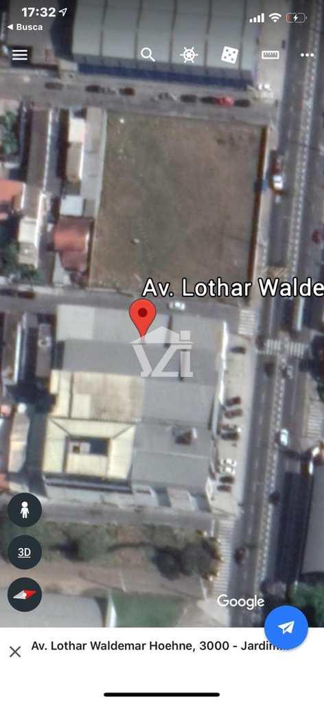 Terreno Comercial em Mogi das Cruzes, no bairro Jardim Rodeio