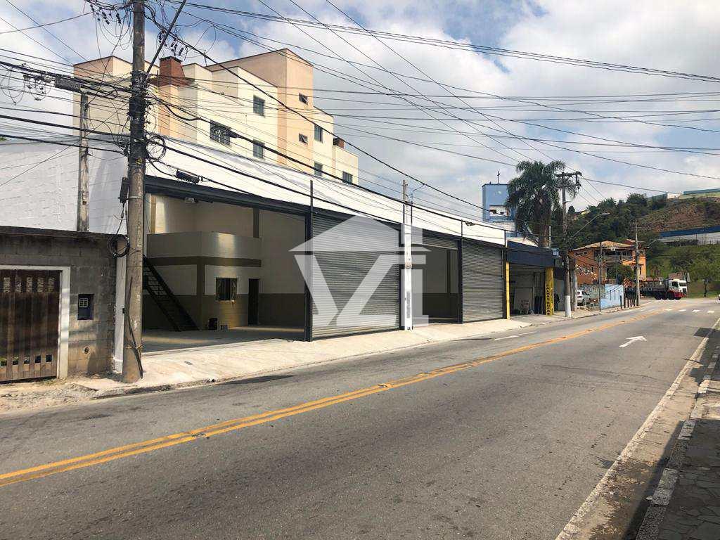 Galpão em Mogi das Cruzes, no bairro Vila Mogilar