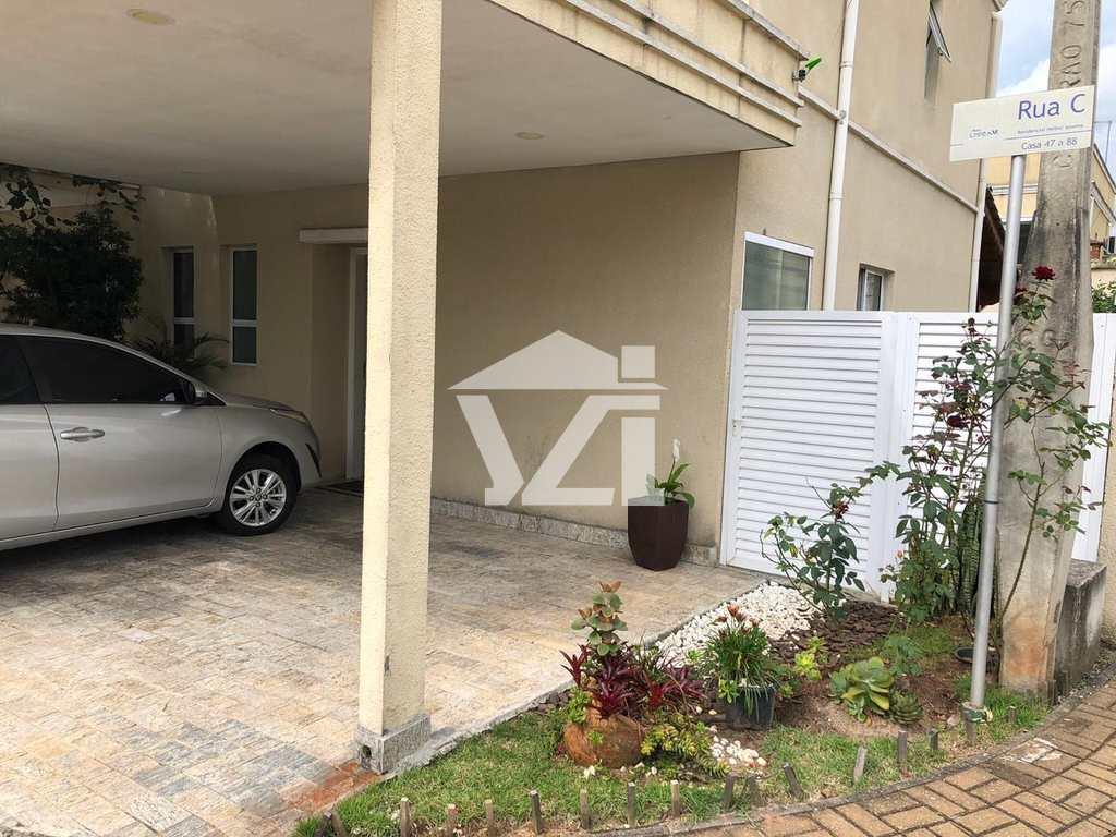 Sobrado de Condomínio em Mogi das Cruzes, no bairro Jardim São Pedro