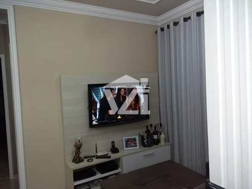 Apartamento, código 335 em Mogi das Cruzes, bairro Vila Mogilar