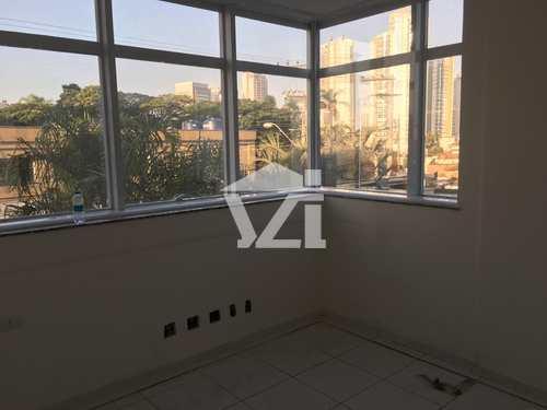 Sala Comercial, código 341 em Mogi das Cruzes, bairro Centro