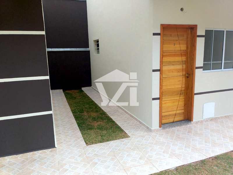 Casa de Vila em Mogi das Cruzes, no bairro Vila São Paulo