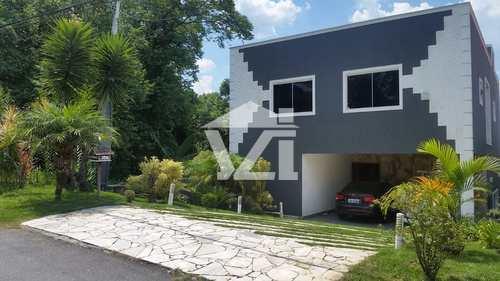 Casa de Condomínio, código 345 em Mogi das Cruzes, bairro Parque Residencial Itapeti