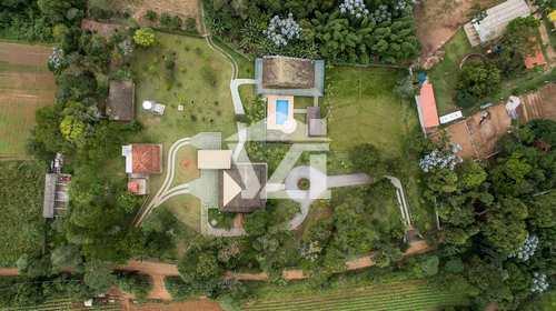 Sítio, código 346 em Mogi das Cruzes, bairro Cocuera