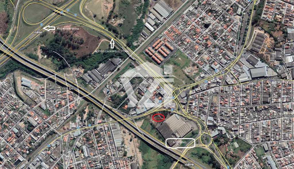 Terreno Comercial em Itaquaquecetuba, no bairro Campo da Venda