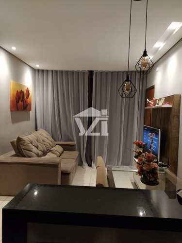 Apartamento, código 354 em Mogi das Cruzes, bairro Vila Suissa