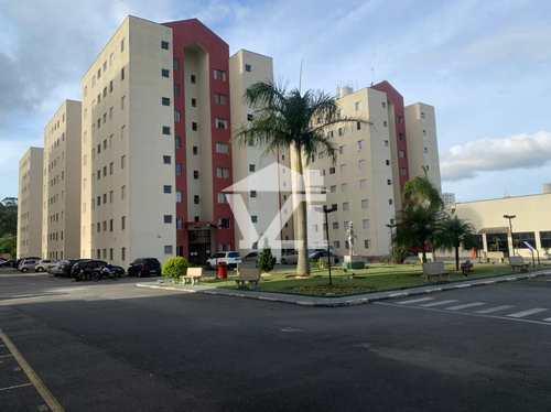 Apartamento, código 363 em Mogi das Cruzes, bairro Vila Mogilar
