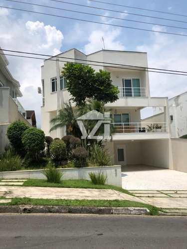 Sobrado de Condomínio, código 365 em Mogi das Cruzes, bairro Vila Oliveira
