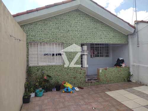 Casa, código 396 em Mogi das Cruzes, bairro Conjunto Residencial do Bosque