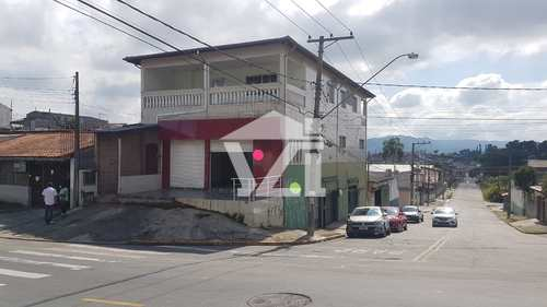 Salão, código 398 em Mogi das Cruzes, bairro Conjunto Residencial do Bosque