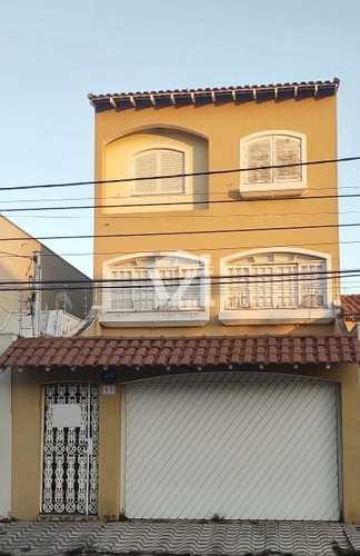 Sobrado, código 402 em Mogi das Cruzes, bairro Jardim Santa Carolina