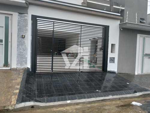 Sobrado, código 443 em Mogi das Cruzes, bairro Vila Nova Socorro