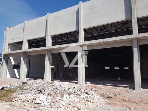 Galpão, código 444 em Mogi das Cruzes, bairro Vila Mogilar