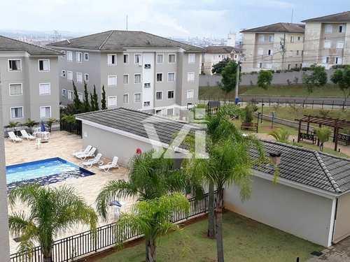 Apartamento, código 448 em Mogi das Cruzes, bairro Vila Bela Flor
