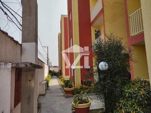 Apartamento, código 451 em Mogi das Cruzes, bairro Mogi Moderno