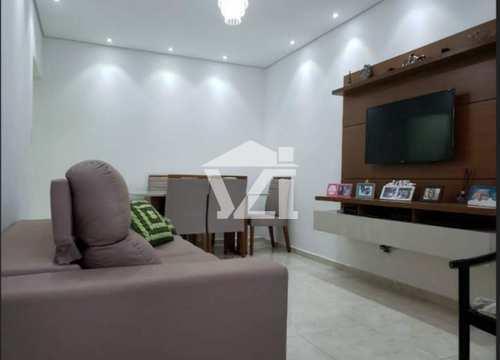 Casa, código 453 em Mogi das Cruzes, bairro Vila Mogilar