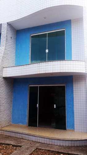 Casa, código 65 em Queimados, bairro Tinguá