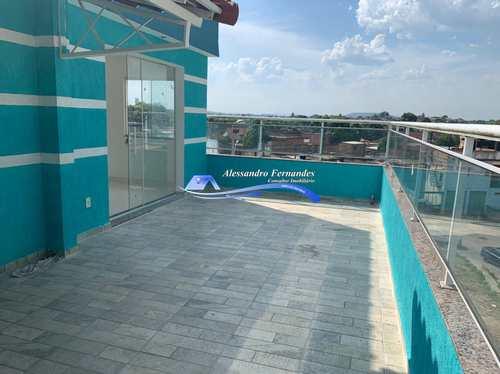 Apartamento, código 141 em Queimados, bairro Vila Pacaembu