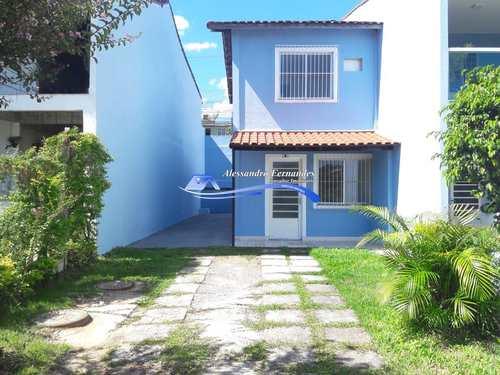 Casa, código 186 em Queimados, bairro Centro