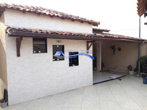 Casa, código 208 em Queimados, bairro Vila Camarim
