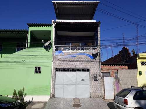 Casa, código 215 em Queimados, bairro Vila São Francisco