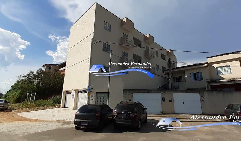 Apartamento em Queimados, bairro Vila Camarim