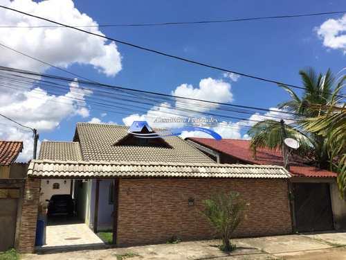 Casa, código 242 em Queimados, bairro Vila Camarim